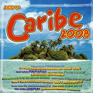 caratula frontal para ipod de Caribe 2008
