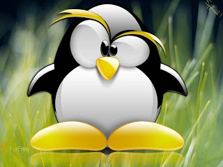 25 Coolest and Funniest Tux Wallpapers