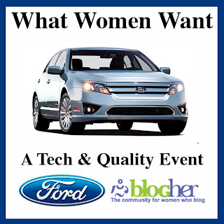 Ford,BlogHer,Corporate Invite,Multi-Minding Mom