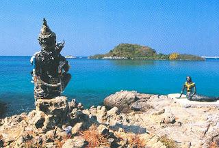 Phra Apaimanee at Nang Ram Beach