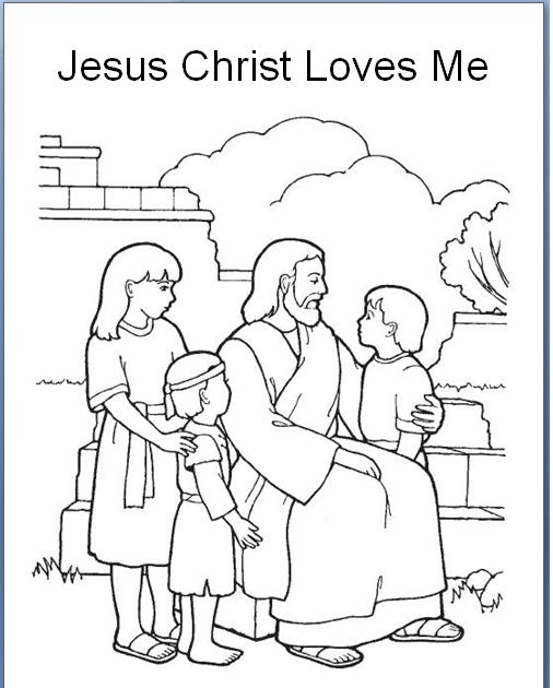 Emma's Place: Jesus Christ Loves Each of Us
