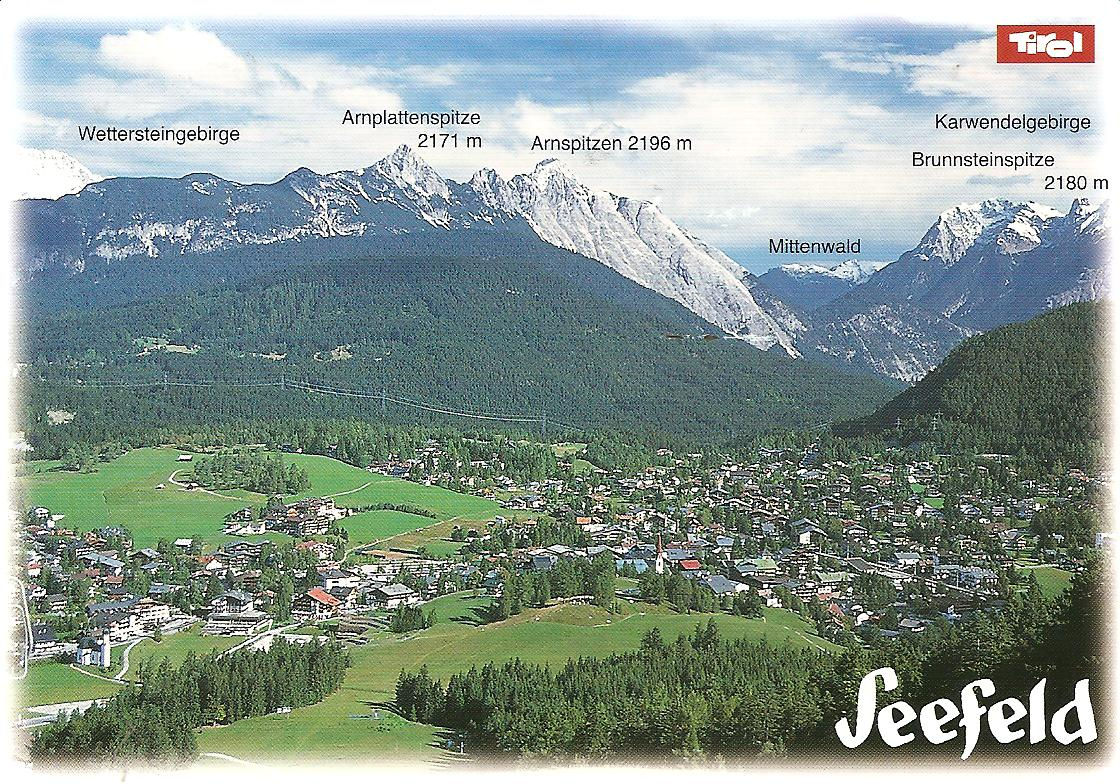 Seefeld In Г¶sterreich