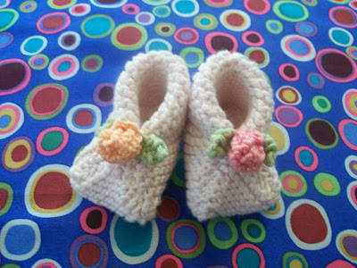 "TLC Home ""Free Baby Bootie Knitting Patterns"""