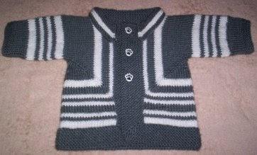 6baea9b9f Panda Man s Knitting Corner  Elizabeth Zimmermann s Baby Surprise ...