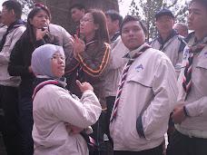 Kinabalu Scouting's Sunrise 2007