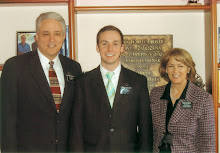 Morgan with President & Sister Slovacek