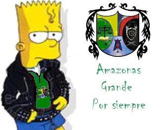 Amazonas nuevas imagenes - Bart simpson nu ...