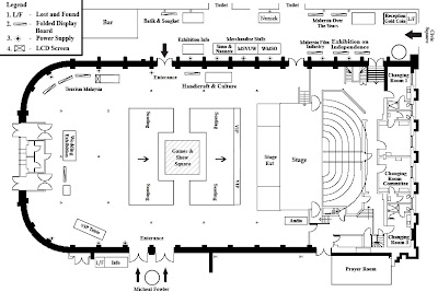 What S Hot Malaysia Festival 2007 The Floor Plans