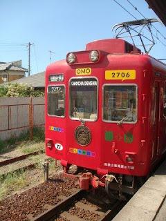 和歌山電鉄貴志川線おもちゃ電車