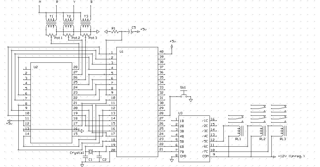 Plc Star Delta Starter Wiring Diagram Different Parts Of Plant For Induction Motor - Impremedia.net