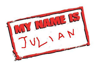 My Name Is Shade.The View Behind The Shade My Name Is Julian