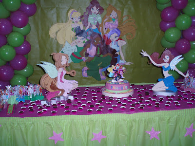 Tema para festas das Winx Winx+11