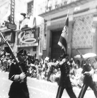Blog Historico de la Zona Puebla del PDMU: Desfile del 5 de Mayo 1962