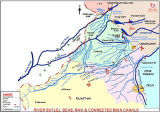 Indus River Tributaries | RM.
