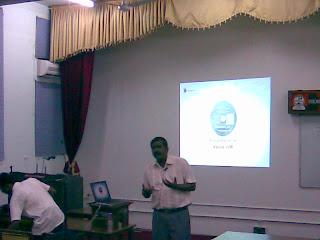 Jayakrishnan: talking about XTend IVR