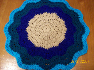 CROCHET BLANKET: RIPPLE CROCHET BLANKET PATTERN+