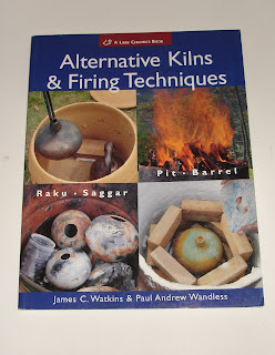 alternative kilns and firing techniques by Watkins and Wandless