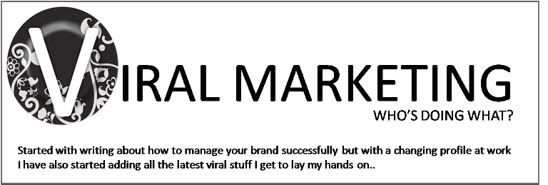 Viral Marketing - who's doing what