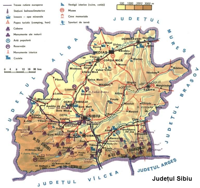 Harta Rutiera Romania Distante Km Lifestylecamfort S Blog