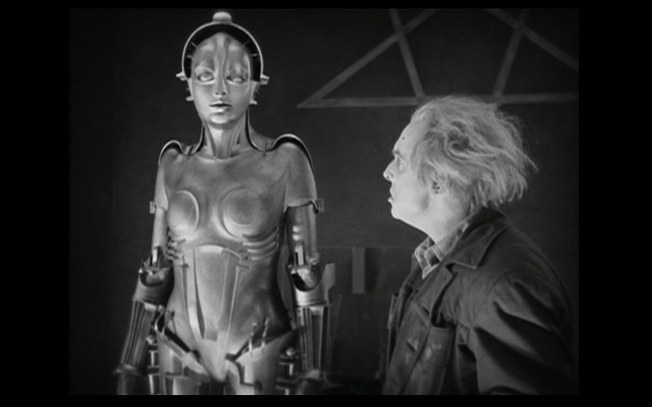 wallpaper cyberpunk metropolis robots - photo #20
