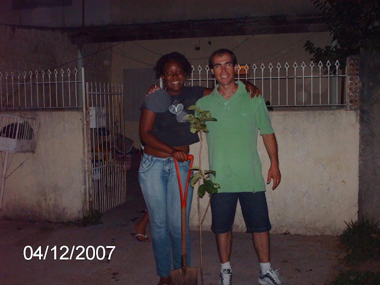 Aluna Tamyris Escobar da turma 304