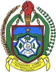 logo sumatera utara lambang
