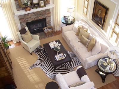 my sweet savannah i heart zebra rugs. Black Bedroom Furniture Sets. Home Design Ideas