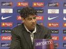 Noticias en vídeo sobre fútbol español - declaraciones - Rijkaard