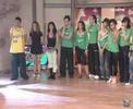 concursantes de fama a bailar