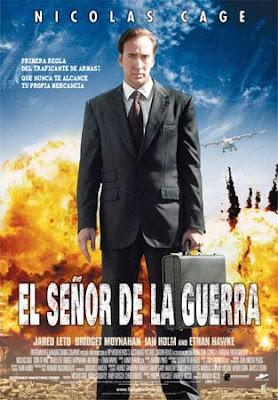 cartel de El Señor de la Guerra