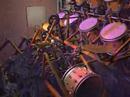 Animaciones musicales de Animusic - Drum Machine