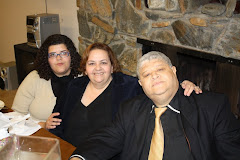 Priscila, Olivia e Pr Eliel