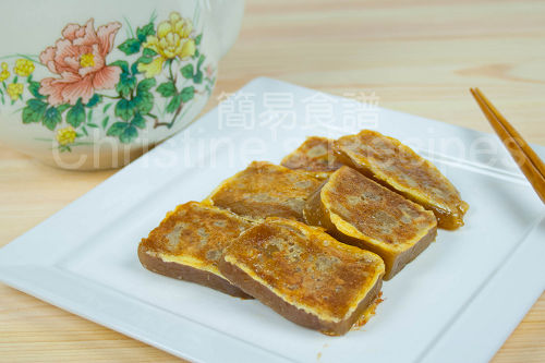 Chinese New Year Cake  Sticky Rice Cake                 Christine s Recipes     Chinese New Year Cake02