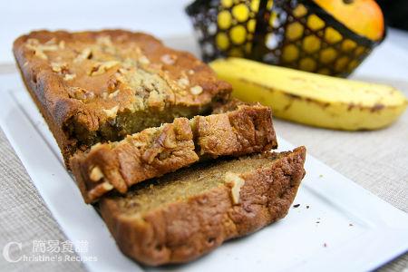 Banana Walnut Cake01