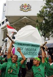 Anti Malaysia di Indonesia