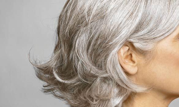 Frisuren fur lange graue haare