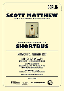 Shortbus, Matthew