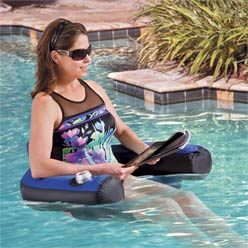 This One Looks Durable And If I Had A Pool Sling Chair That Could Survive More Than Swimming Season D Be Hy Camper It S Not Cute