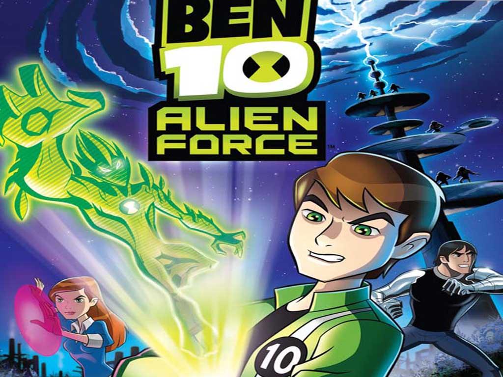 My Head S Full Of Soap Ben10 Alien Force Wallpapers