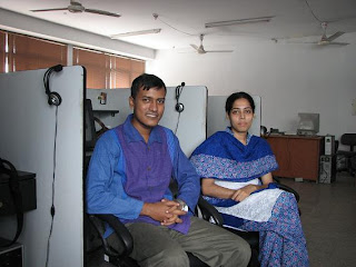 Me with Sadia apu, the very helpful girl