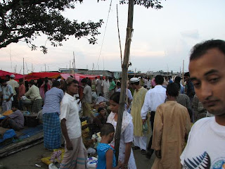 Have a look of the village market