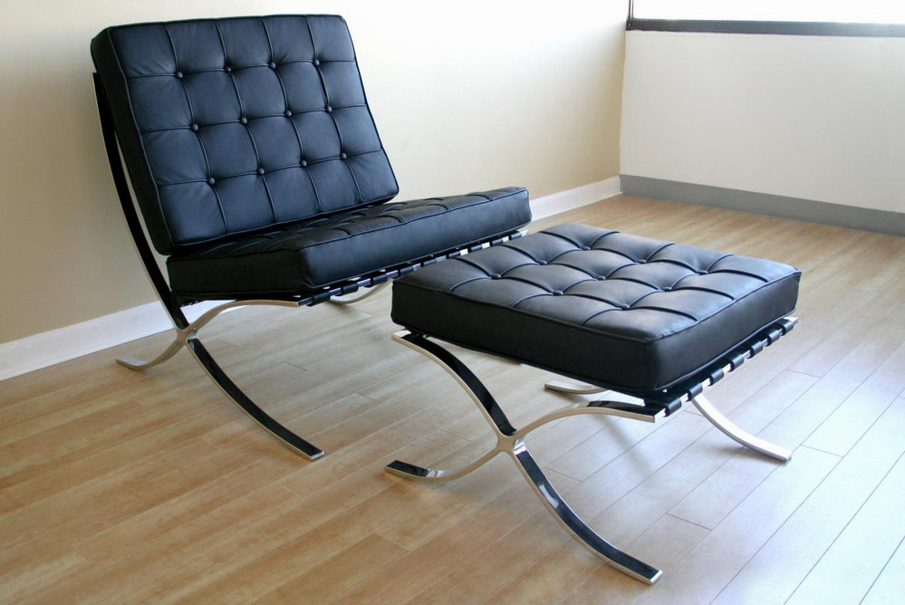 my way to design barcelona chair. Black Bedroom Furniture Sets. Home Design Ideas