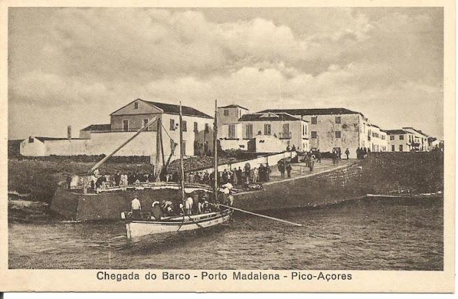 VILA DA MADALENA EM 1910