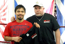 Me and Manny Pacquiao