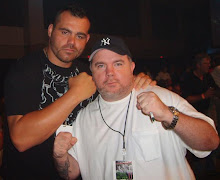 Cooney and 2 time UFC heavyweight world champ Tim Sylvia