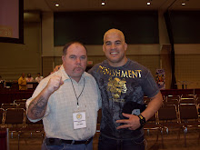 Cooney with Tito Ortiz