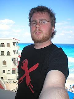 Justin in Cancun