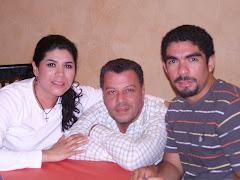 Yliana José Luis y yo