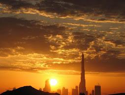 Skyline Burj Dubai