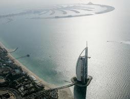 Burj al Arab & The Palm